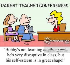 Image result for parent teacher conference picture