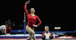 floor gymnastics olympics. Aly Raisman Competes On The Floor Exercise At 2016 Pacific Rim Gymnastics Championships Xfinity Arena April 10, In Everett, Wash. Olympics 0