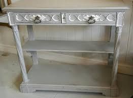 vintage console table. French Vintage Console Table - Picture 1