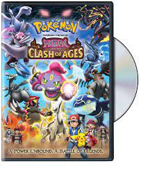 Pokémon Movie 18: Hoopa & the Clash of Ages- Buy Online in Azerbaijan at  Desertcart - 24784381.