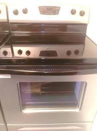 amana glass top stove amana glass top stove burner