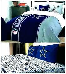 dallas cowboys bedroom