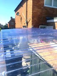 clear corrugated roofing bunnings plastic sheets bq