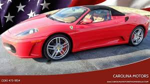 The ferrari f430 is the closest you will get to being a race car driver, yet this experience does come at a price. Used Ferrari F430 For Sale Carsforsale Com