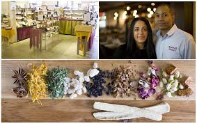 Bazaar Spices at Union Market Ivan Fitzgerald | Monica Grover Phone:  202.379.2907 | 703.673.6045 Email: ifitzgerald@bazaarspices