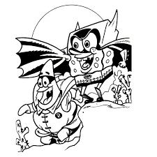 Leuk Voor Kids Spongebob En Patrick Als Batman En Robin