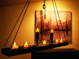 ikea hanging candle chandelier ideas for a with simple design