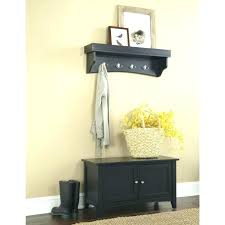Corner Hall Tree Coat Rack Classy Hall Trees With Shoe Storage Shoe Storage Bench Hall Tree Luxury