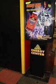 Energy Shot Vending Machine Impressive 48 HOUR ENERGY DRINK VENDING MACHINE NEEDS LOCK