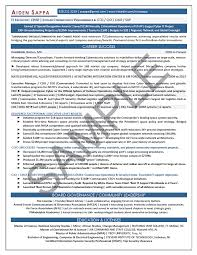 Executive Resume Samples Simple Executive Resume Sample Chief Information Security Officer
