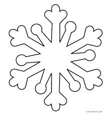 Printable Snowflakes Hotelcervantes Info