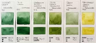 Jane Blundell Artist Schmincke Watercolours 2017 Full Range