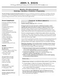 10 Marketing Resume Samples Hiring Managers Will Notice It Manager