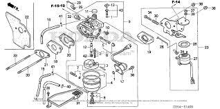 honda ev6010 an generator rv type jpn vin ecb 1020001 to ecb