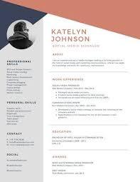 Resume Layout Design Gentileforda Com
