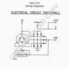 amc charging system and alternator new external regulator alternator Ford Alternator Wiring Diagram wire diagram bosch alternator external regulator wiring