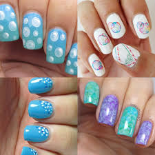 Crazy & Crazy Bubbles Nails Art- Newest Fashion Trend - Womenitems.Com