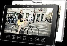 Домофон / <b>Видеодомофон Tantos AMELIE Slim</b> (XL или VZ) цена ...