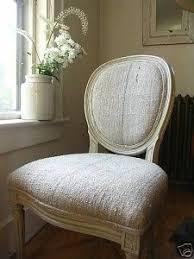hemp linen organic fabric upholstery flour sack chair by antique vine european textiles
