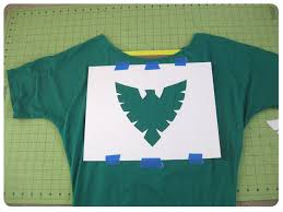 How To Design A Shirt With Paint Diy Friday Paint Your Way To Geeky Style Set To Stunning