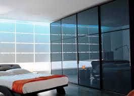 modern glass closet doors. Futuristic Closet Door Ideas In Modern Home Glass Doors