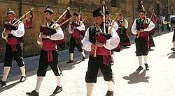 Traditional scottish music still reverberates around the country. Bagpipes Wikipedia