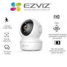 Camera Wifi Ezviz C6N 2M-1080P Xoay 360 độ, đàm thoại 2 chiều