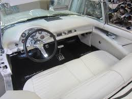 1957 Ford Thunderbird Gallery - Pauls Custom Interiors Auto ...