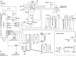 control up to 128 relays motors rs232 usb or wirelessly schematics