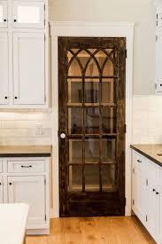 intertwined gothic lattice gl pantry door