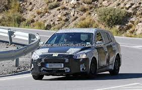 2018 ford wagon.  2018 spied 2018 ford focus wagon seen with production body with ford