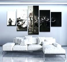wall art game wall art cool canvas freaks home ideas diy pictures in
