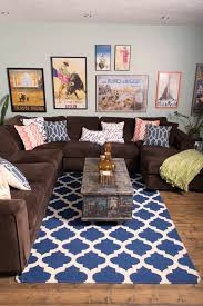33 excellent rugs that go with brown couch home design ideas area leather furniture couches a
