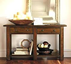 Entrance Hall Console Tables Furniture Top Within