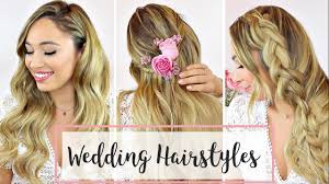 Luxy Hair Style wedding hairstyles that you can do yourself hair tutorial youtube 3172 by wearticles.com