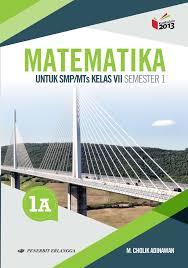 Buku pegangan siswa matematika sma kelas 11 semester 1 kurikulum 2013. Jual Matematika Smp Jl 1a K13n Kab Bekasi Dun1abuku Tokopedia