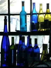 blue glass wine bottles blue glass wine bottles eastern north recycles wine bottles white wine in