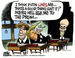 Image result for trump scandal cartoons 2017