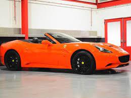 2009 Ferrari California Convertible 4 3l V8 Car Troostwijk