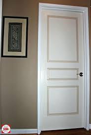 painting bedroom doors wood