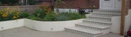 from drab front garden to divine