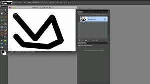 The first segment of your path always appears as a straight line on the canvas initially. Photoshop Elements Tutorials Straight Lines Youtube