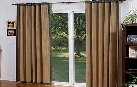 patio door curtains sliding blackout you best curtain ideas