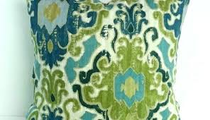 blue and green throw pillows. Lime Green Throw Pillows Cheap Brilliant Best Ideas On Inside Outdoor Lumbar Pill . Giraffe Print Pattern In Pillow Blue And O