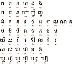Ancient Scripts: Khmer