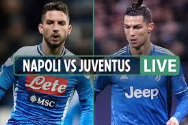 Wed, 17 jun 2020 stadium: Coppa Italia Last Napoli Vs Juventus Live Stream Free Tv Channel Uk Time And Staff Information From Stadio Olimpico Mr Newspaper