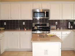 Purple Kitchen Backsplash Gray Purple Glass Subway Tile In Thistle Modwalls Lush 3x6 Tile