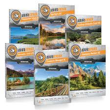 British Columbia Backroad Mapbook Bundle