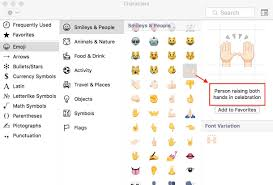 Emoji Meaning Chart And Hand How To Know What An Emoji Means