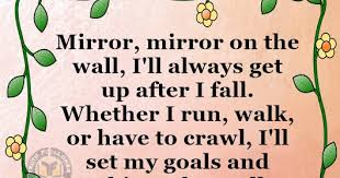 Mirror Mirror On The Wall Quote Extraordinary Mirror Mirror On The Wall